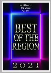 COPY CROPPED 2021 April Commoms Best of the region readers choice_The Citizen