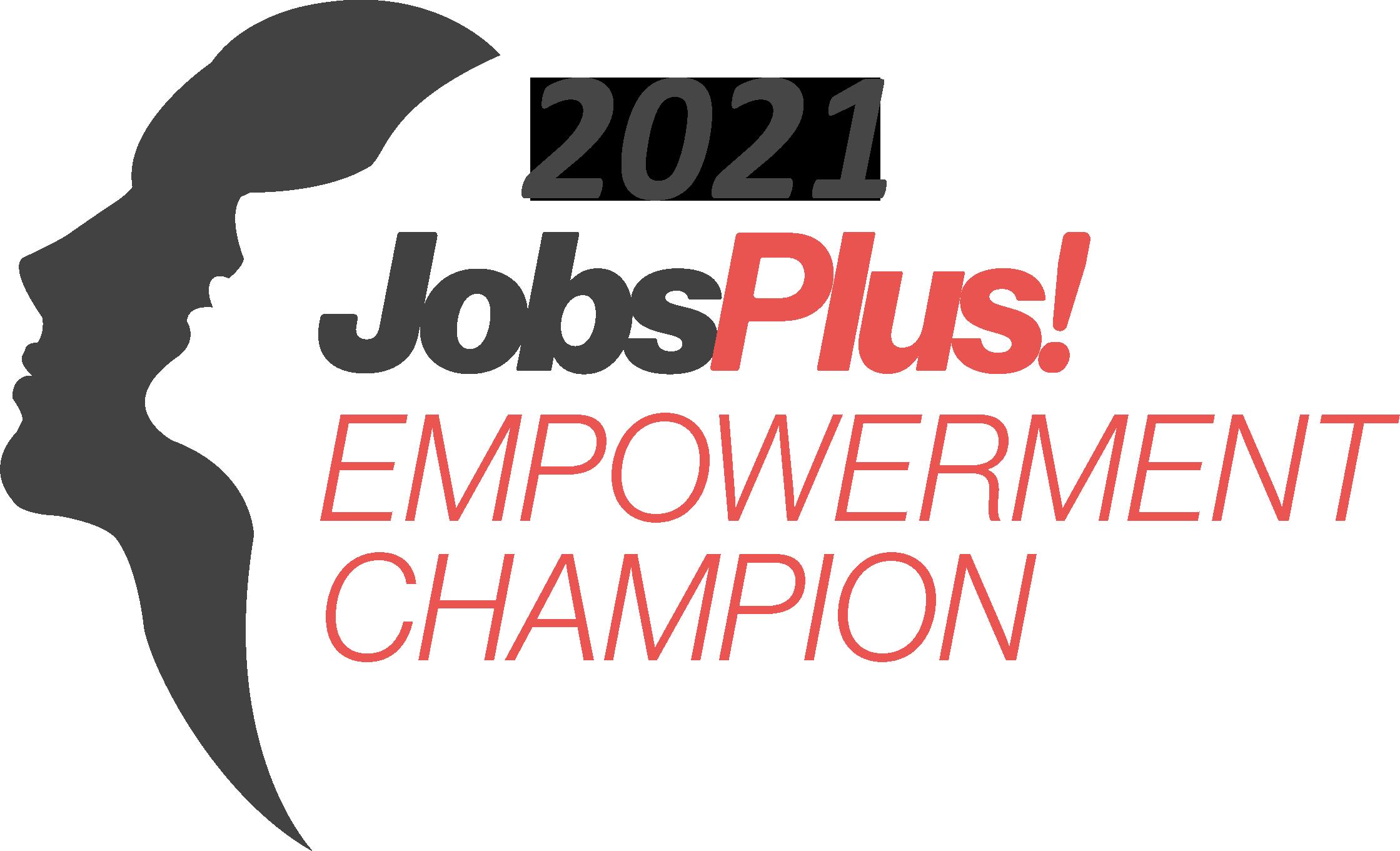 JobsPlus Empowerment Champion Logo copy